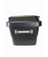 NEIGHBORHOOD(ネイバーフッド)の古着「SRL.BOX/P-TRUNK CARGO 」|ブラック