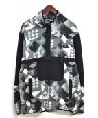 Liam Hodges × FILA(リアムホッジスxフィラ)の古着「フリースジャケット」|グレー