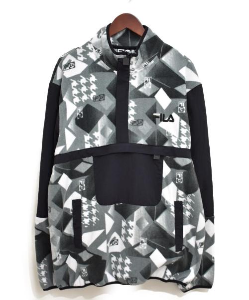 Liam Hodges × FILA(リアムホッジスxフィラ)Liam Hodges × FILA (リアムホッジス x フィラ) フリースジャケット サイズ:L 未使用品の古着・服飾アイテム