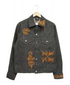 SELF MADE(セルフメイド)の古着「デニムジャケット」