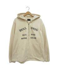 BULL ORIGINAL(ブルオリジナル)の古着「パーカー」|アイボリー