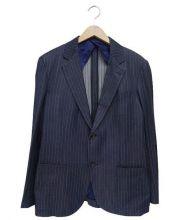 BLAMINK(ブラミンク)の古着「テーラードジャケット」 ネイビー