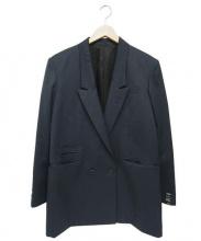 SHAREEF(シャリーフ)の古着「テーラードジャケット」 ネイビー