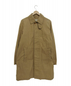 REMI RELIEF(レミレリーフ)の古着「ステンカラーコート」