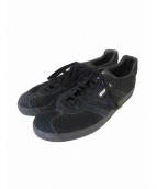 adidas x NEIGHBORHOOD(アディダス x ネイバーフッド)の古着「Gazell Super NBHD」|ブラック
