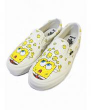 VANS x SpongeBob(バンズ x スポンジボブ)の古着「スポンジボブスリッポン」|グレー