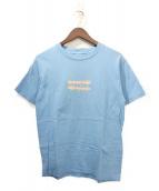 KNOW WAVE(ノーウェーブ)の古着「Tシャツ」|スカイブルー