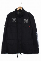 Supreme × NEIGHBORHOOD(シュプリーム×ネイバーフッド)の古着「08AW M65ジャケット」