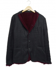 KOLOR(カラー)の古着「アルパカジャケット」 ネイビー