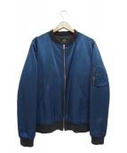 A.P.C.(アーペーセー)の古着「MA-1ジャケット」|ネイビー