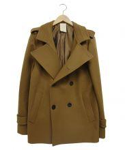WOO YOUNG MI(ウーヨンミ)の古着「コート」 キャメル