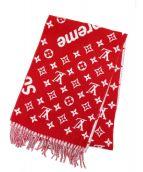 SUPREME × LOUIS VUITTON(シュプリーム x ルイ ヴィトン)の古着「マフラー」