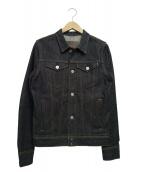 FACTOTUM(ファクトタム)の古着「G10プレミアムリジッド3rdタイプデニムジャケット」