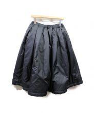 COMME des GARCONS COMME des GARCONS(コムデギャルソン コムデギャルソン)の古着「バルーンスカート」|ブラック