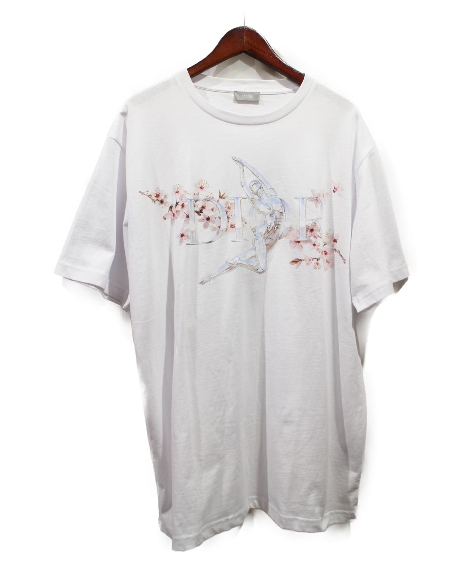 on sale 289bc 62d07 [中古]Dior Homme(ディオールオム)のメンズ トップス 顧客限定Tシャツ
