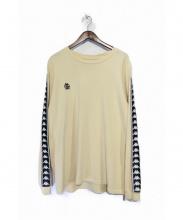CHRISTIAN DADA x KAPPA(クリスチャンダダ x カッパ)の古着「長袖Tシャツ」|アイボリー