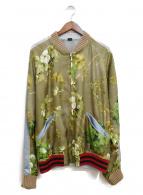 GUCCI(グッチ)の古着「花柄スカジャン」