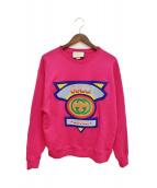 GUCCI(グッチ)の古着「オンライン限定 1980's パッチ スウェットシャツ」