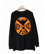 Hood By Air(フッドバイエアー)の古着「NO NOOKIE COOKIE GRAPHIC TEE」 ブラック