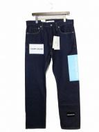 Calvin Klein Jeans(カルバンクラインジーンズ)の古着「18AW デニムパンツ」 インディゴ