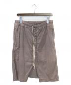 DRKSHDW(ダークシャドウ)の古着「サルエルパンツ」 グレー