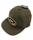 WTAPS×VANS(ダブル タップス×バンズ)の古着「キャップ」