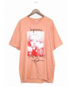 SUPREME(シュプリーム)の古着「MADONNA TEE」|オレンジ
