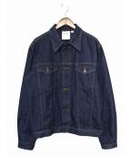 Calvin Klein(カルバンクライン)の古着「デニムジャケット」