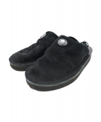 ptarmigan(ターミガン)の古着「SUEDE SABO」|ブラック