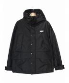 FTC(エフティーシー)の古着「マウンテンジャケット」|ブラック