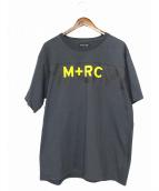 M+RC NOIR(マルシェノア)の古着「ロゴTシャツ」