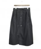 RAF SIMONS(ラフシモンズ)の古着「トレンチスカート」