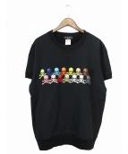 Mastermind JAPAN(マスターマインド ジャパン)の古着「半袖スウェット」