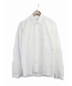 Mastermind JAPAN(マスターマインドジャパン)の古着「ラインストーンシャツ」|ホワイト