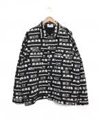 BLACK EYE PATCH(ブラックアイパッチ)の古着「デニムジャケット」 ブラック