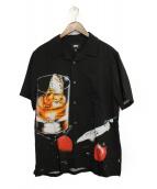 STUSSY(ステューシー)の古着「オープンカラーシャツ」