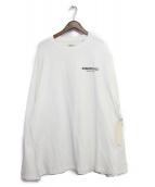 FOG ESSENTIALS(フィアオブゴット エッセンシャル)の古着「長袖Tシャツ」
