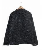RIPNDIP(リップンディップ)の古着「ジャケット」|ブラック