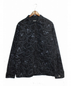 RIPNDIP(リップンディップ)の古着「ジャケット」 ブラック
