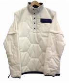 adidas x HARDIES(アディダス × ハーディーズ)の古着「プルオーバージャケット」|ホワイト