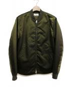 ACNE STUDIOS(アクネストゥディオズ)の古着「MA-1ジャケット」