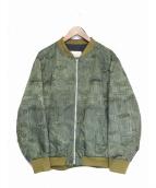 FAD3(ファッドスリ)の古着「MA-1ジャケット」