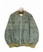FAD3(ファドスリー)の古着「MA-1ジャケット」