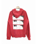 Supreme × AKIRA(シュプリーム×アキラ)の古着「17AW Syringe Zip Up Sweatshirt」|エンジ