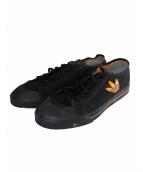 RAF SIMONS × adidas(ラフシモンズ × アディダス)の古着「SPIRIT LOW」 ブラック
