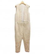 TOGA PULLA(トーガ プルラ)の古着「ジャンプスーツ」|アイボリー