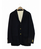Mr.BATHING APE(ミスターベイシングエイプ)の古着「テーラードジャケット」|ネイビー