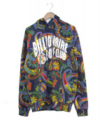 Billionaire Boys Club(ビリオネアボーイズクラブ)の古着「BB PAISELEY HOODY」|ネイビー