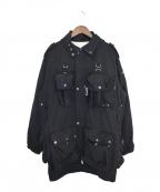 Black Weirdos(ブラック ウィドゥ)の古着「マウンテンジャケット」|ブラック