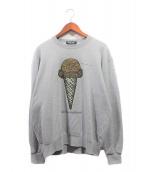 UNDERCOVER(アンダーカバー)の古着「ICE CREAM SWEAT」|グレー